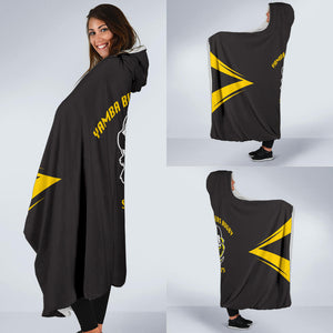 Yamba Junior Buccaneers - Premium Hooded Team Blanket