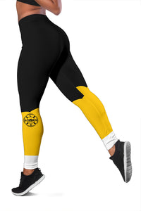 Yamba Surf Life Saving Club - Women's All-Over Print Leggings