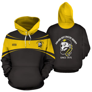 Priority Processing Yamba Junior Buccaneers Rugby Hoodie