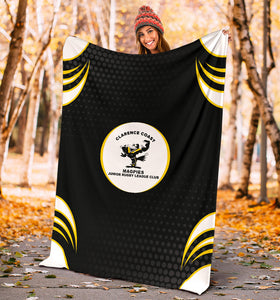 Clarence Coast Magpies - Premium Team Blanket