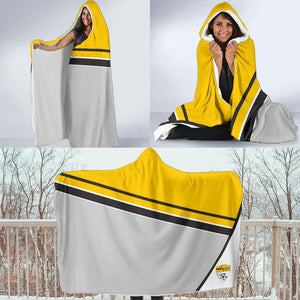 Yamba Breakers Football Club - Hooded Blanket
