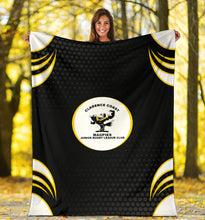 Load image into Gallery viewer, Clarence Coast Magpies - Premium Team Blanket