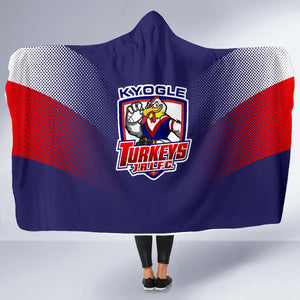 Kyogle Turkeys - Premium Hooded Team Blanket