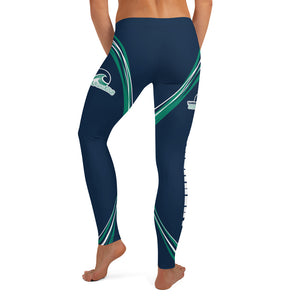 Yamba Breakers Netball Leggings