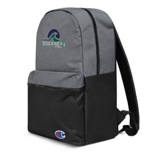 Load image into Gallery viewer, Yamba Breakers Netball - Embroidered Champion Backpack