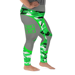 Our Team Kit - Plus Size Leggings