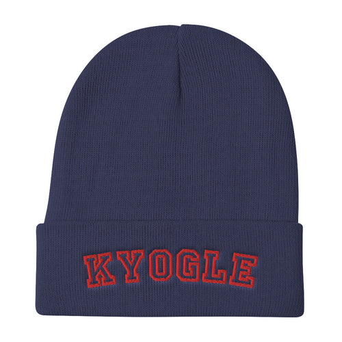 Kyogle Turkeys - Team Knit Beanie