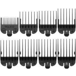 WAHL Attachment Combs in  Caddie Set