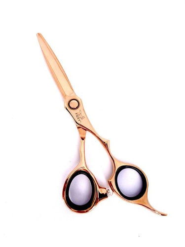 Foxy Premium VHC Cobalt Rose Gold Scissors