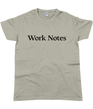 Load image into Gallery viewer, Work Notes T-Shirt