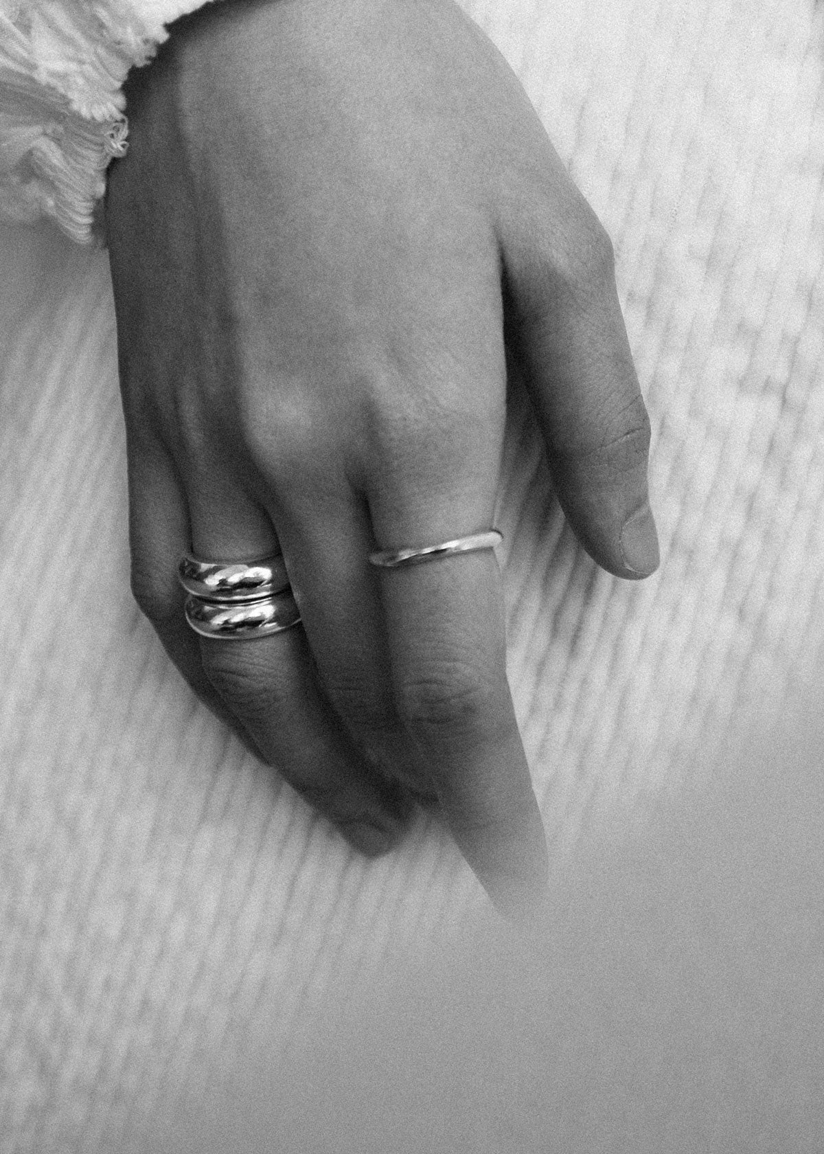 925 sterling silver jewelry shape ring unisex silver jewelry