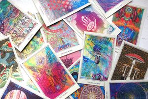 tarot mystic cards oracle cards coloro mystic