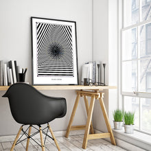 Laden Sie das Bild in den Galerie-Viewer, mystic sacred geometry psychedelic art poster for home decor - coloro mystic