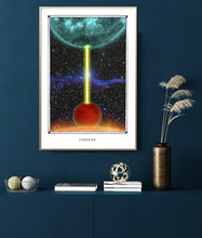 Load image into Gallery viewer, space poster