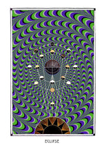 Load image into Gallery viewer, astronomy psychedelic geometry art poster for home decor - coloro mystic
