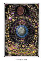 Laden Sie das Bild in den Galerie-Viewer, astronomy psychedelic art poster for home decor - coloro mystic