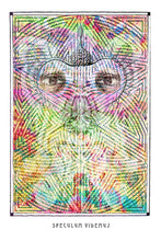 Laden Sie das Bild in den Galerie-Viewer, spiritual wall art poster coloro mystic
