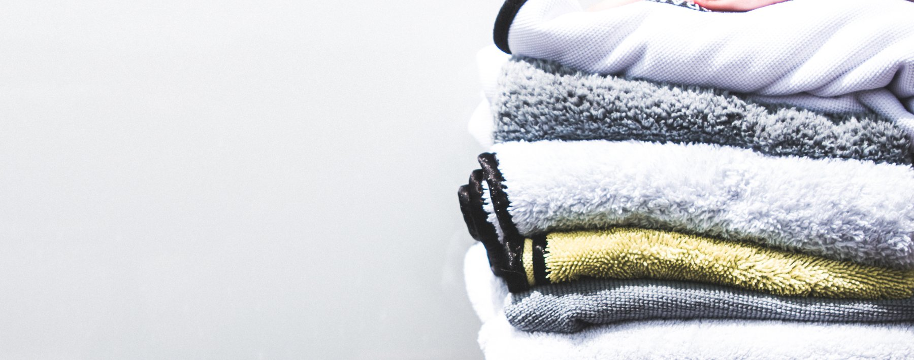 How to Clean your Microfiber Towels