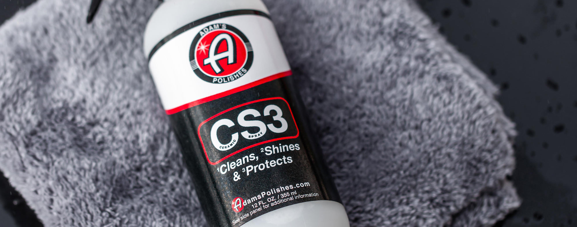 Adam's CS3 Versus Ceramic Spray Coating