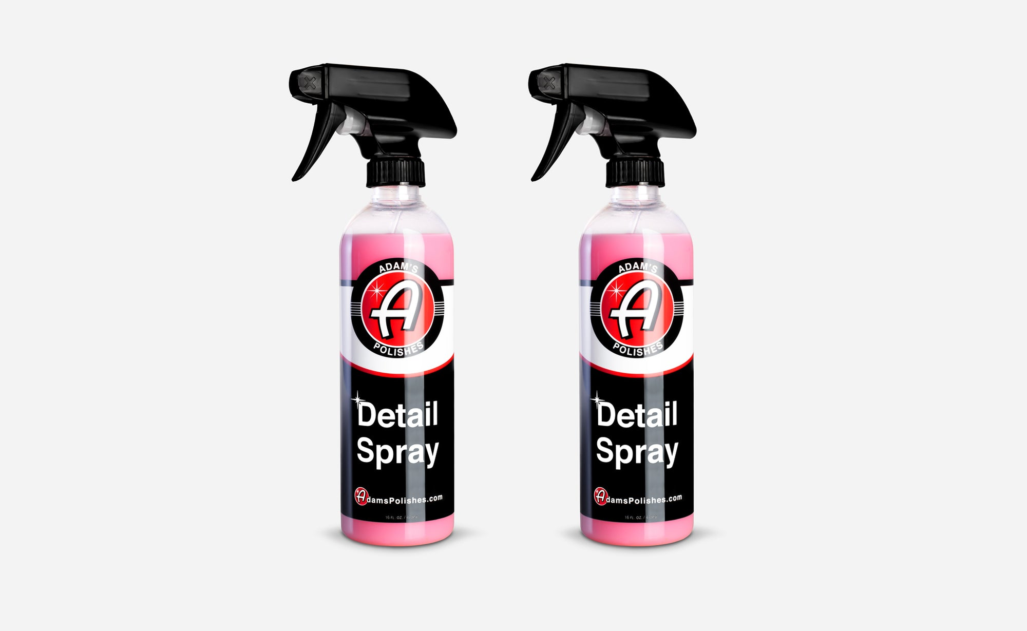 Adam's Detail Spray 2 Pack