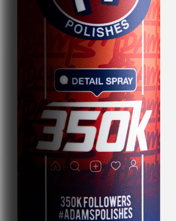 Adam's 350K Detail Spray