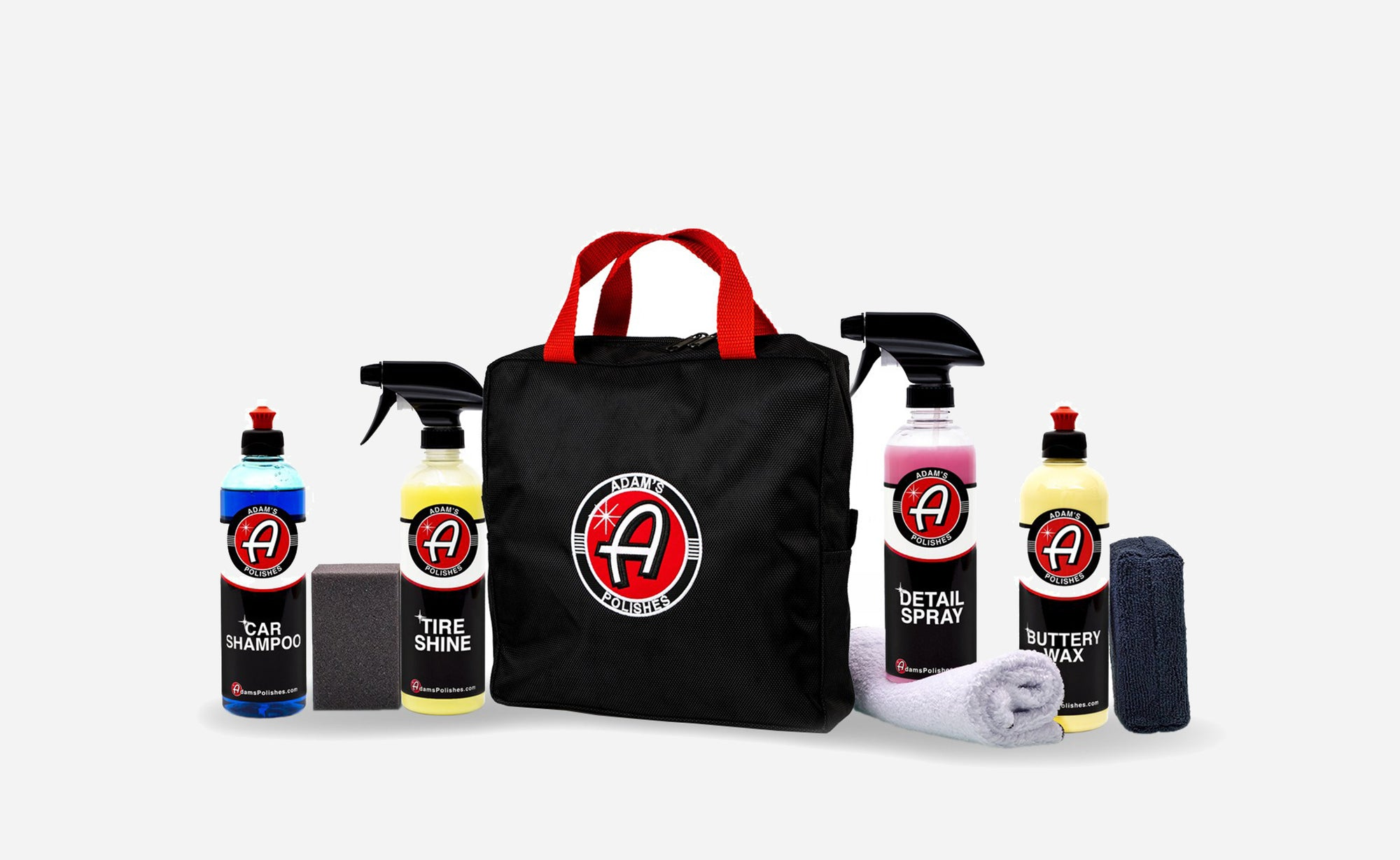 Adam's 4 Bottle Bag Kit