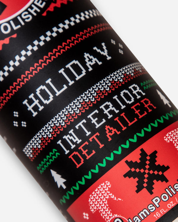 Adam's Ugly Sweater Interior Detailer