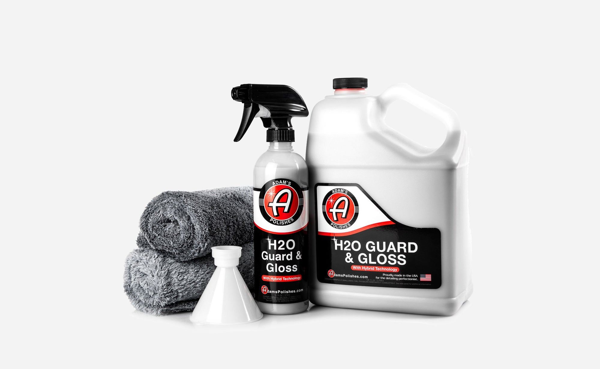 Adam's H2O Guard & Gloss Refill Kit