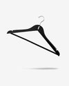 Adam's Black Clothes Hanger