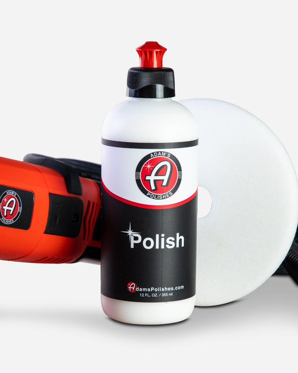 Adam's SK Pro 15mm Swirl Killer Polisher Two Step Kit