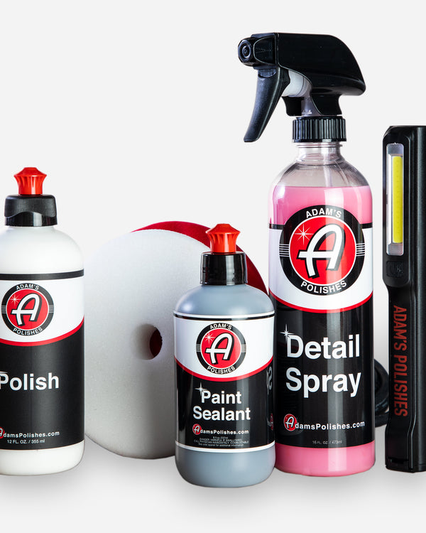 Adam's SK Pro 15mm Swirl Killer Polisher Complete Kit