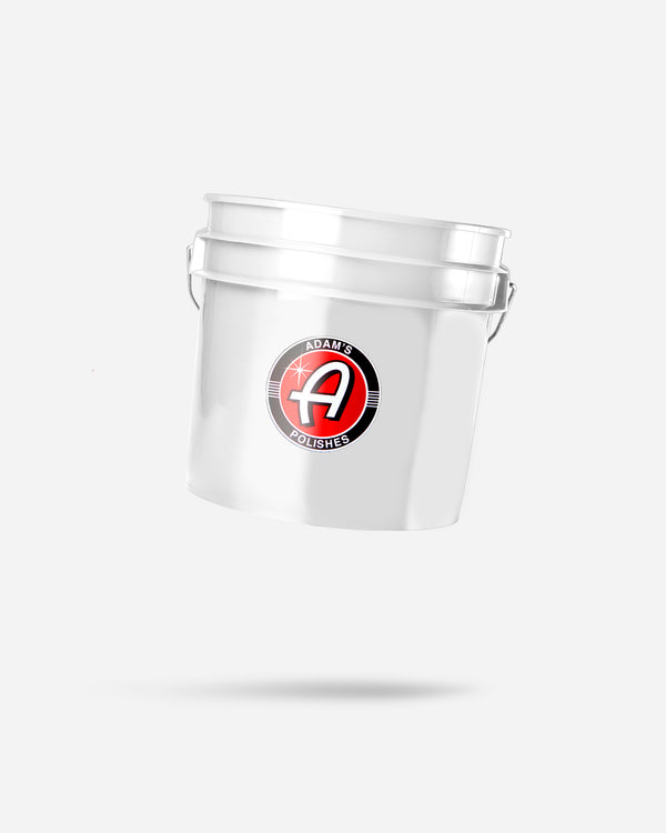 Adam's 3.5 Gallon Detailing Bucket