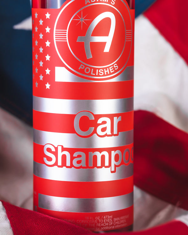 Adam's USA Car Shampoo