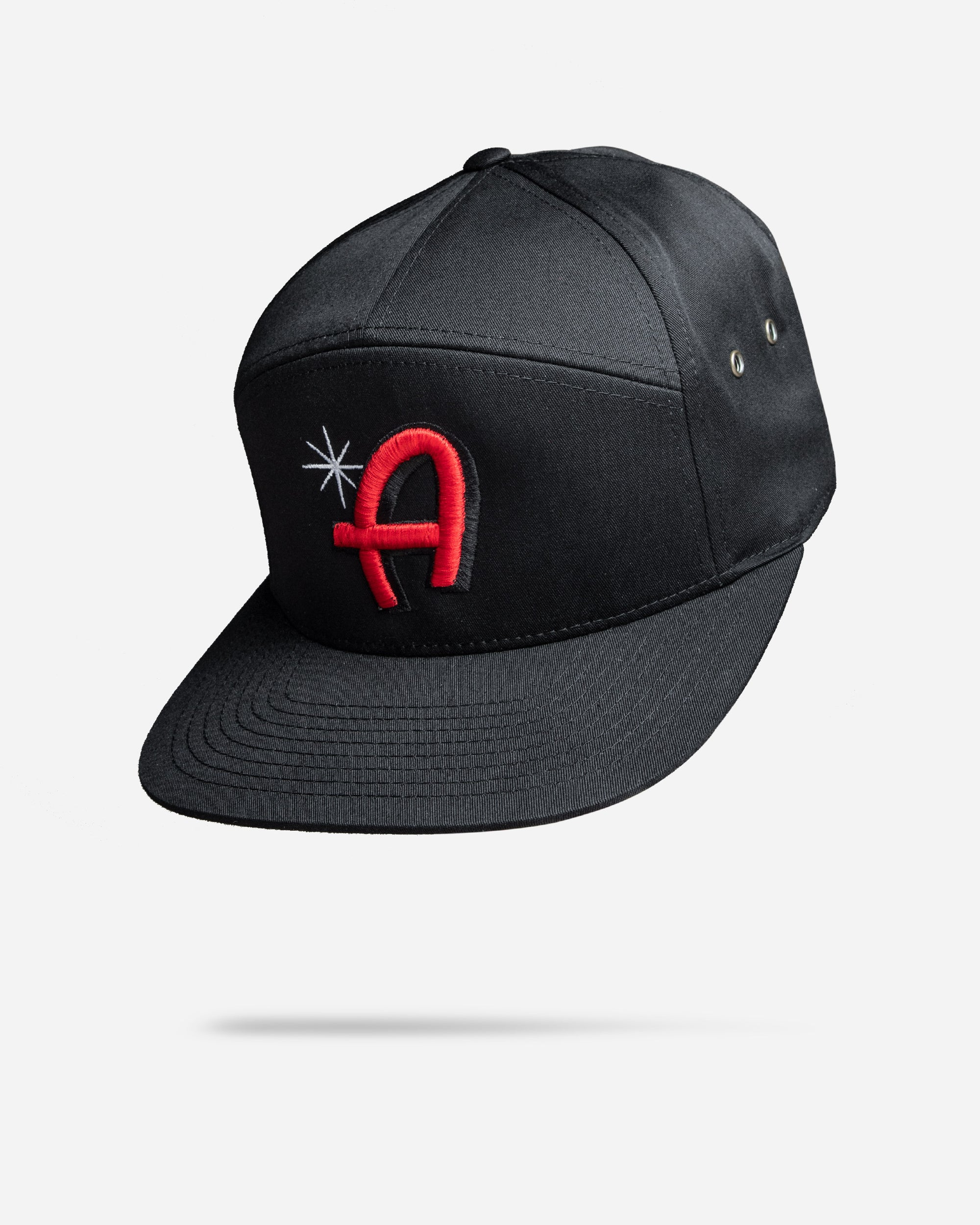 Adam's 7 Panel Twill Snapback Hat