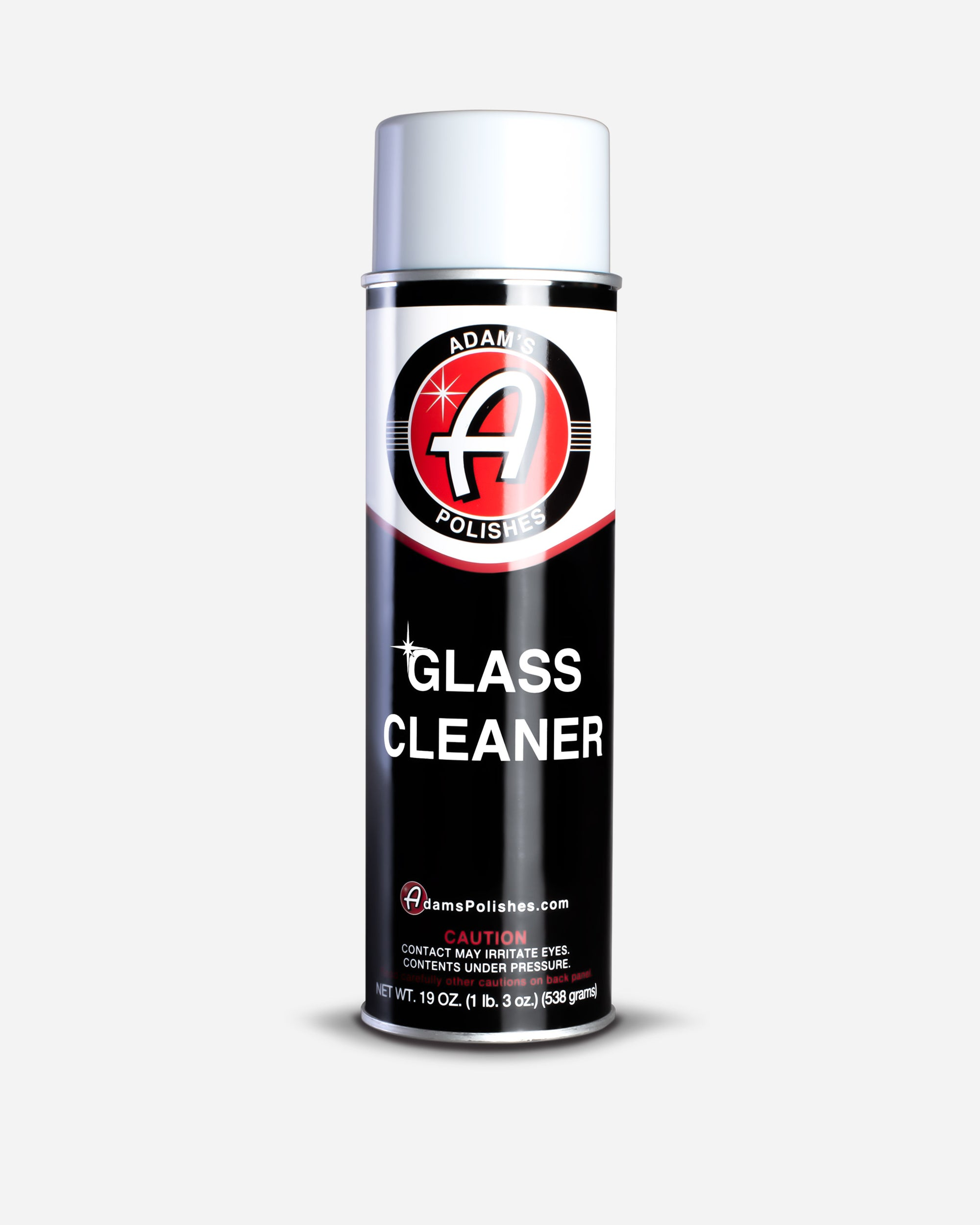 Adam's Aerosol Glass Cleaner
