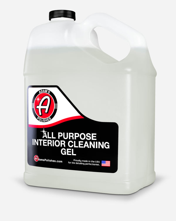 Adam's All Purpose Interior Cleaning Gel With Free 16oz