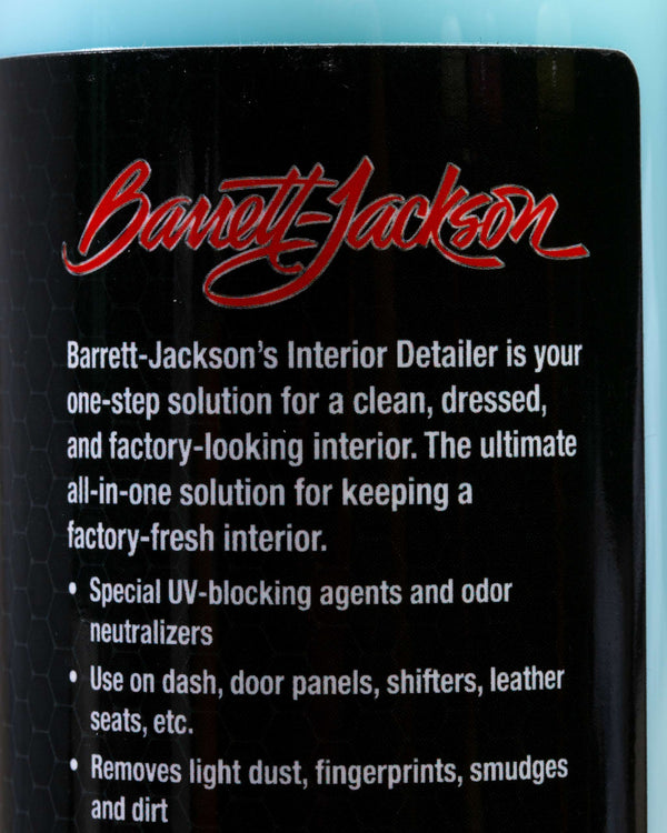 Adam's Polishes x Barrett-Jackson Interior Detailer 16oz