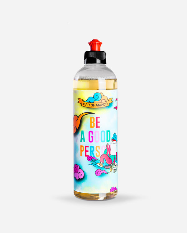 Be a Good Person X Adam's Polishes Car Shampoo 16oz
