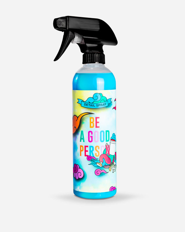 Be A Good Person X Adam's Polishes Detail Spray 16oz