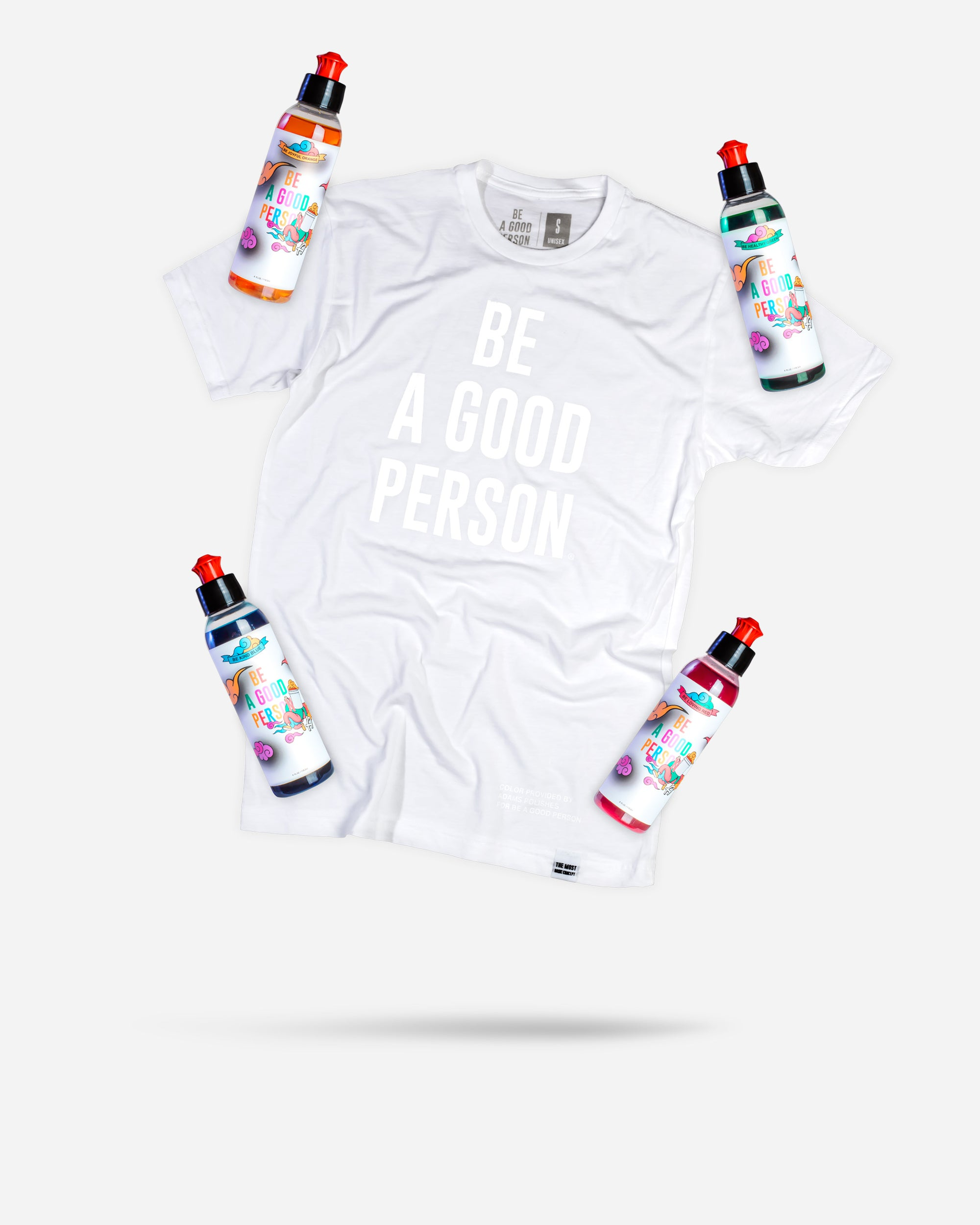 Be A Good Person X Adam's Polishes T-Shirt