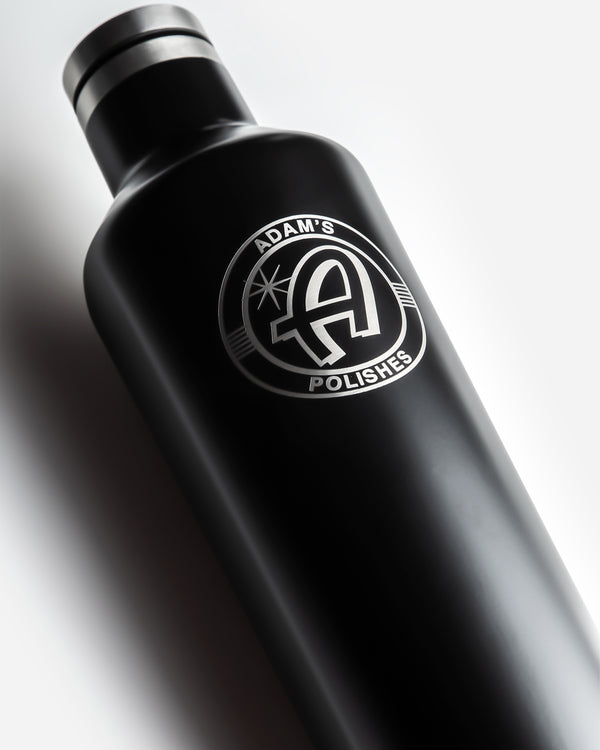 Adam's X Corkcicle Canteen Bottle Black (16oz)