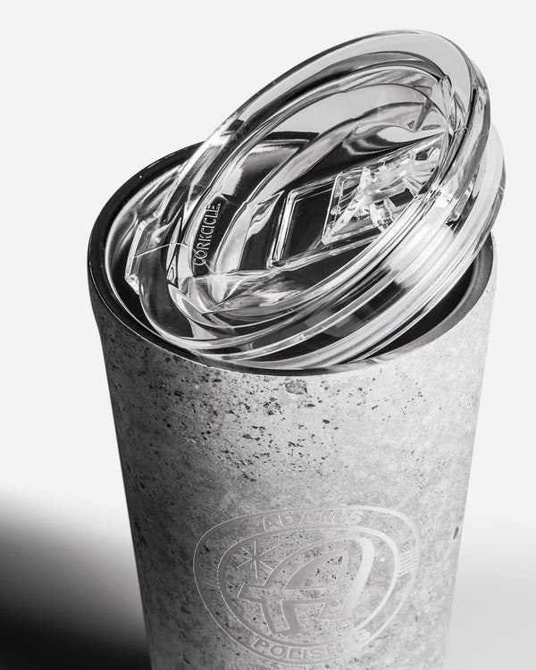 Adam's x Corkcicle Tumbler Concrete (16oz)