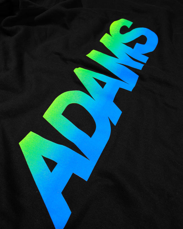 Adam's Color Shift Blue-Green Hoodie