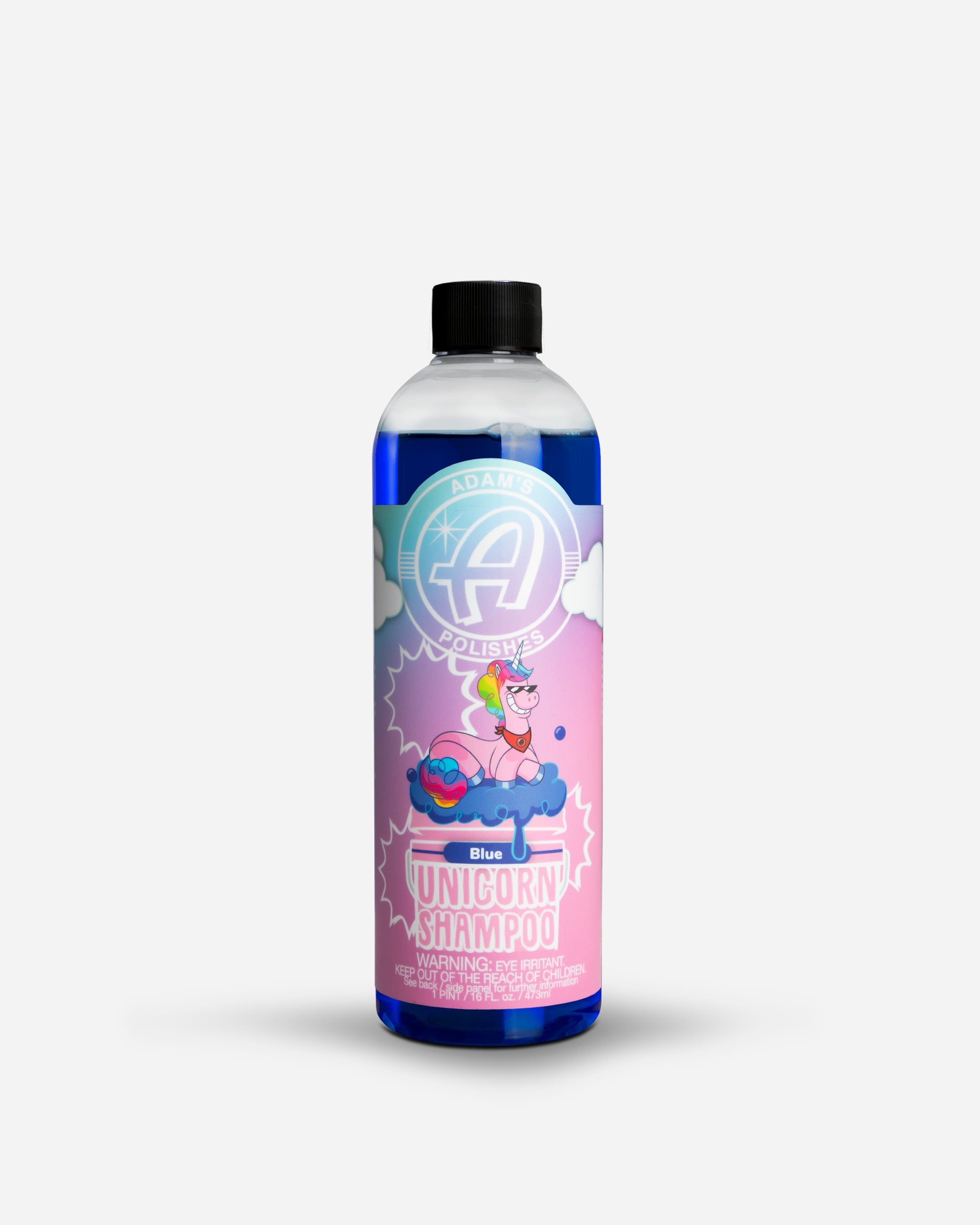 Adam's Blue Unicorn Shampoo