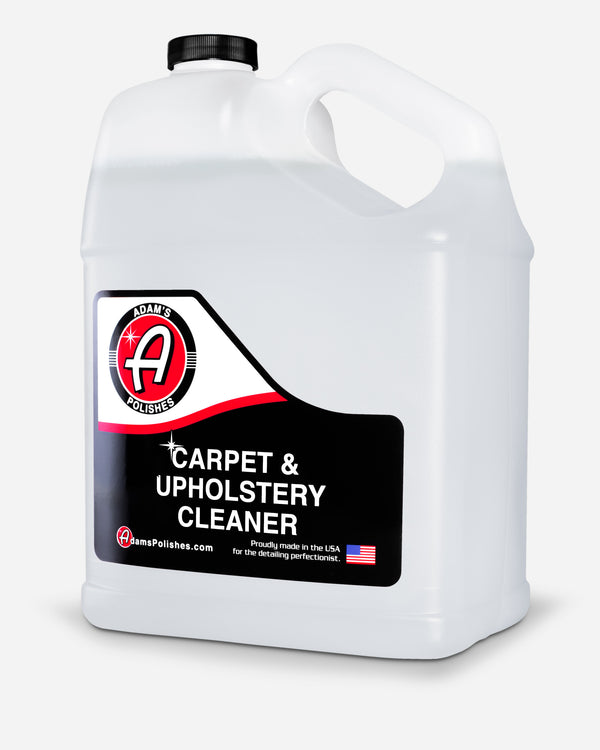 Adam's Carpet & Upholstery Cleaner Gallon with Free 16oz