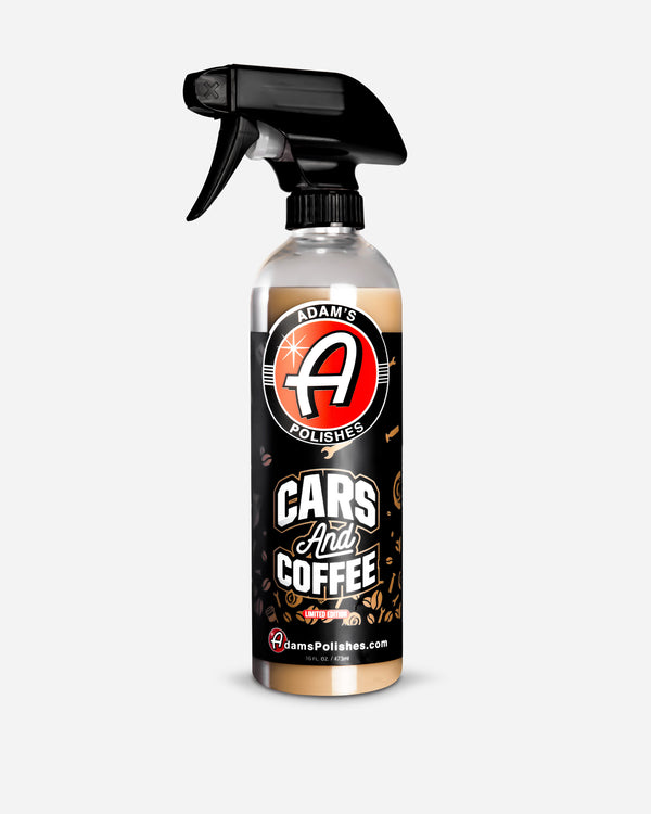 Adam's Cars & Coffee Detail Spray