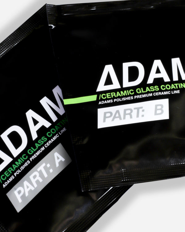 Ceramic Glass Coating Maintenance Wipes (Part B Only)