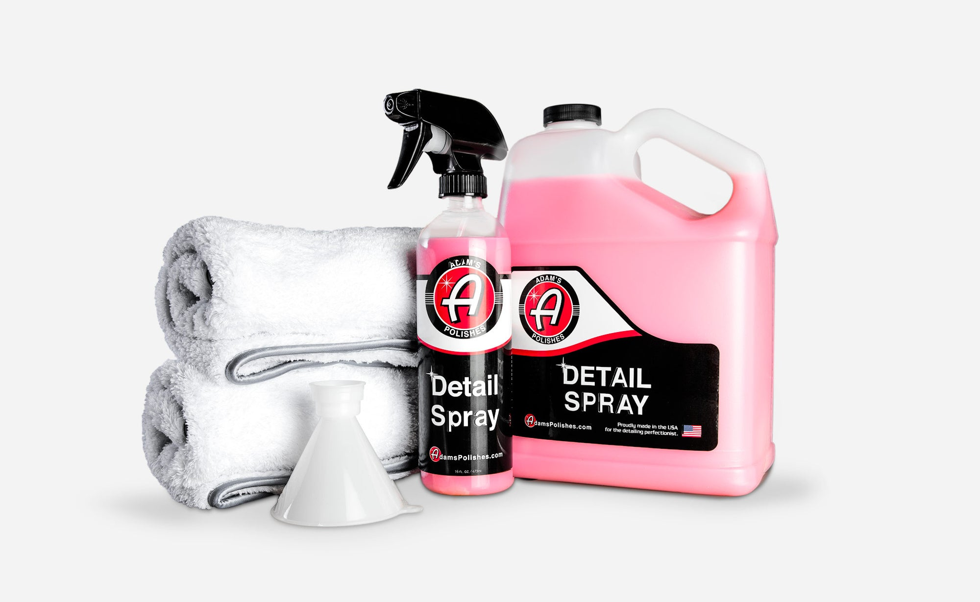 Adam's Detail Spray Collection