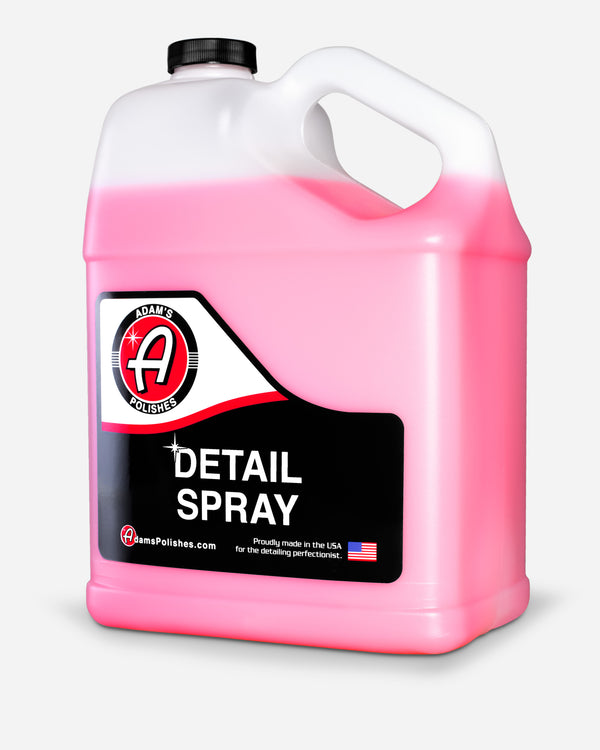 Adam's Detail Spray Gallon with Free 16oz