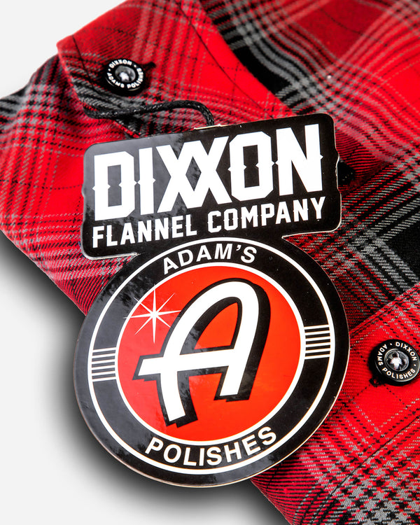 Adam's Polishes x Dixxon Flannel